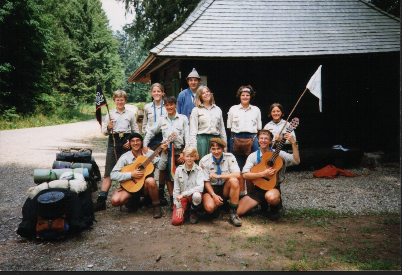 Sommerfahrt 1994 Schwarzwald-0050