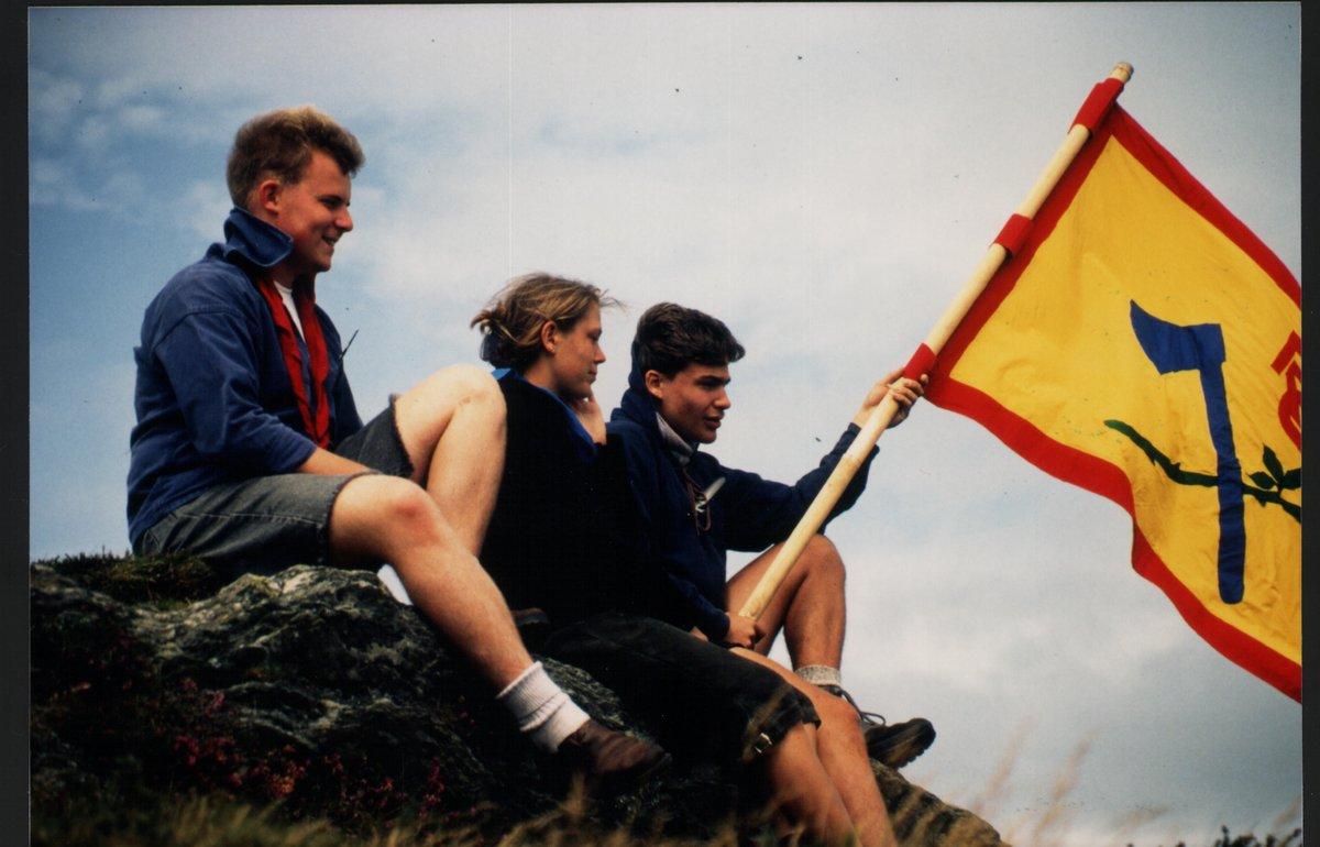 Sommerfahrt Ireland 1992-0021