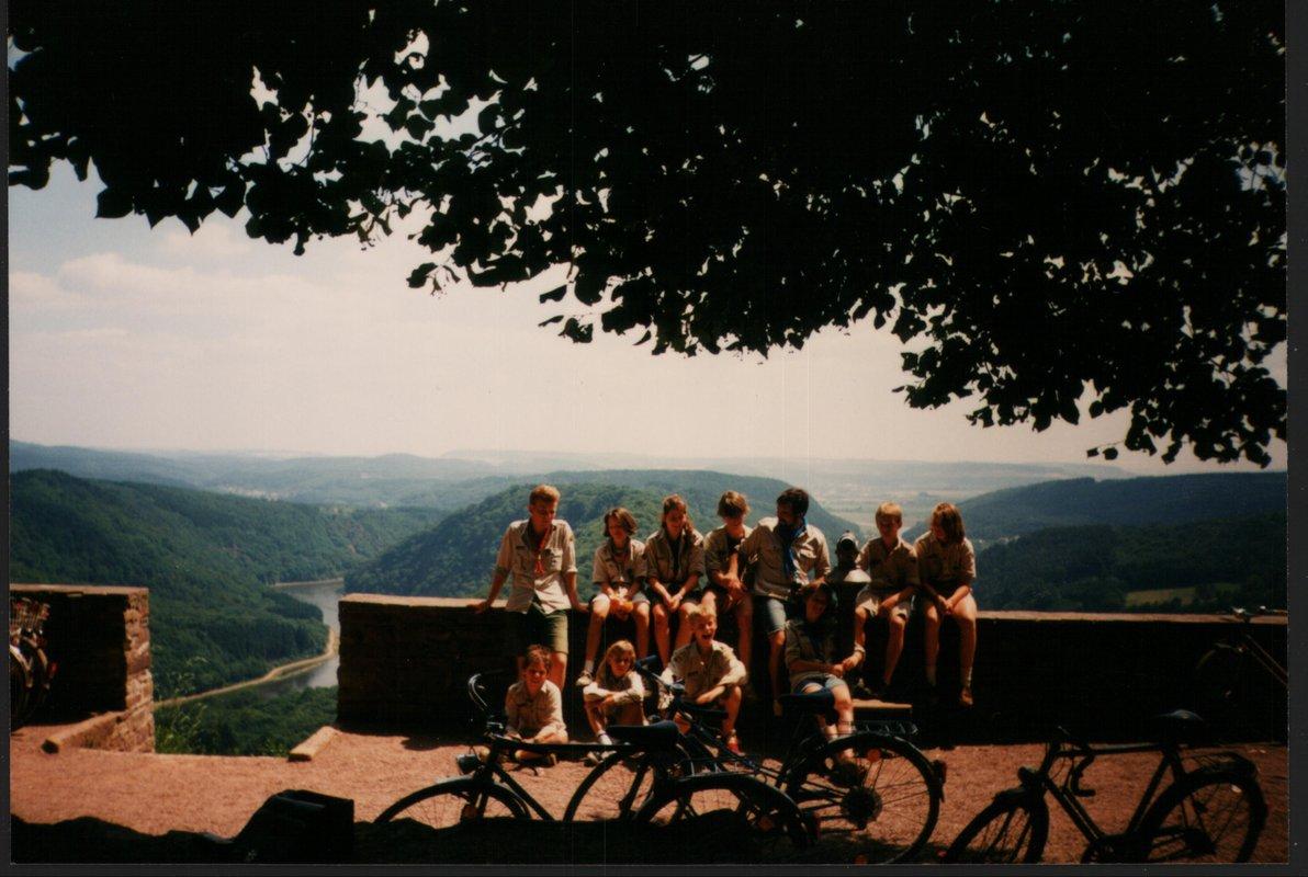 Sommerfahrt Saarland 1989-0110